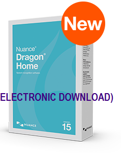 Nuance Dragon Nome 15.0 | Speech Recognition Software