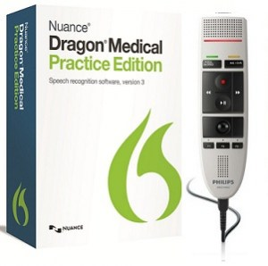 Dragon Medical Practice 3.2 with Philips SpeechMike LFH3200