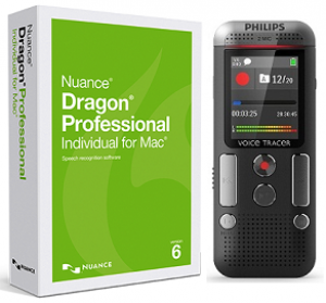 Nuance Dragon Dictate Professional 6.0 Mobile for Apple Mac