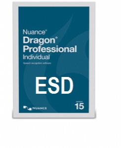 Dragon Professional 15.0 Individual