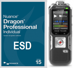 Dragon Professional 15.0 Individual Mobile Edition